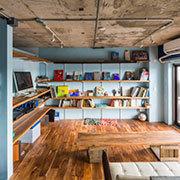 東京・千駄ヶ谷 「体感をプラス10㎡拡げるポイントとは?ショールーム見学会&『住宅購入+リノベーション』基礎セミナー」