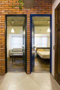 二つのドア