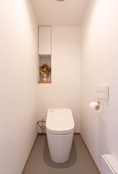 タンクレストイレ 事例1