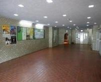 ターミナルマンション朝日プラザ堺エントランス付近