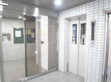 ルミネ五反田第2エレベーター