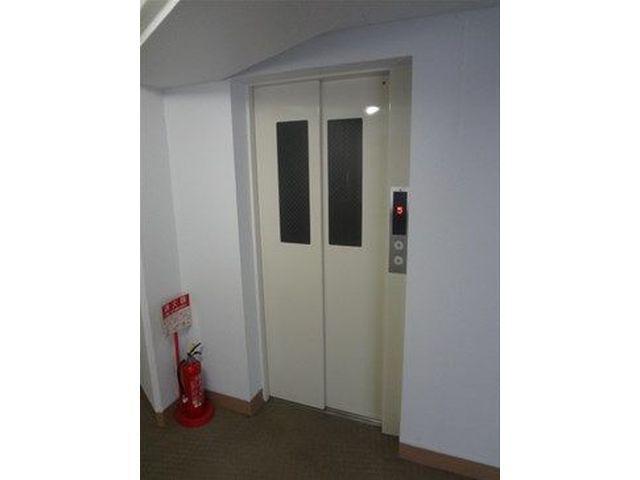 レックス四谷マンションエレベーター