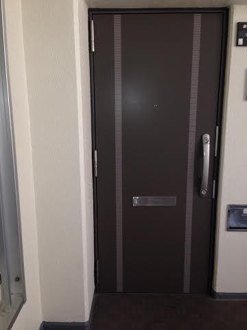 グランドメゾン長堀玄関ドア