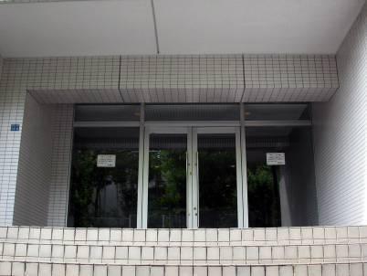 東急ドエルアルス志村坂上エントランス