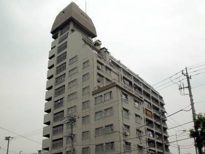 タカシマ志村マンション外観