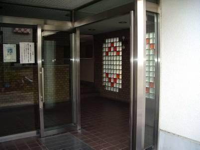 コンド猿江II号館エントランス