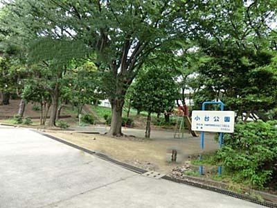 ライオンズマンション宮前平第3 B棟小台公園