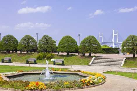 ネオコーポ山手港の見える丘公園