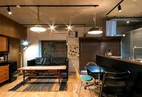 個性と機能がとけあう、ユニバーサルデザインの家。